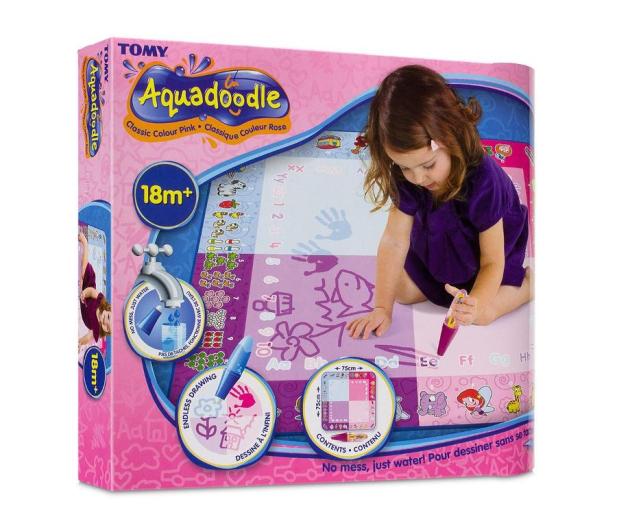 TOMY Aquadoodle mata wodna różowa - 411812 - zdjęcie