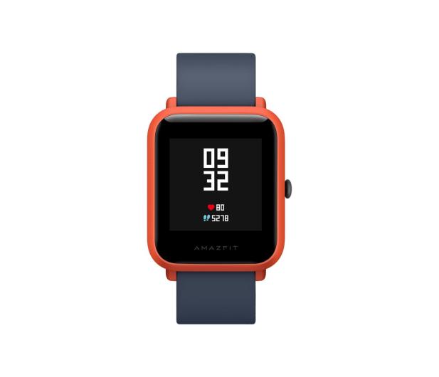 Xiaomi Amazfit Bip Cinnabar Red - 412514 - zdjęcie