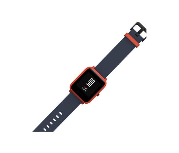 Xiaomi Amazfit Bip Cinnabar Red - 412514 - zdjęcie 4