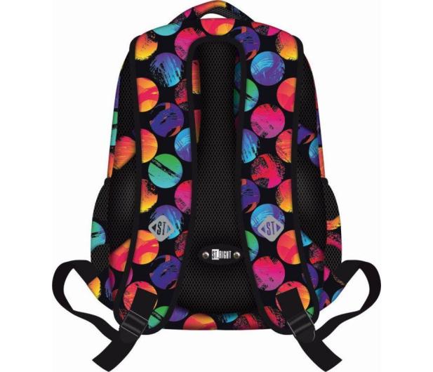 Majewski ST.Right Plecak szkolny Colourful Dots BP-32 - 412550 - zdjęcie 2