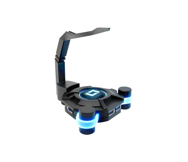 Lioncast Mouse Bungee MB10 (4x USB, Blue LED) - 421412 - zdjęcie