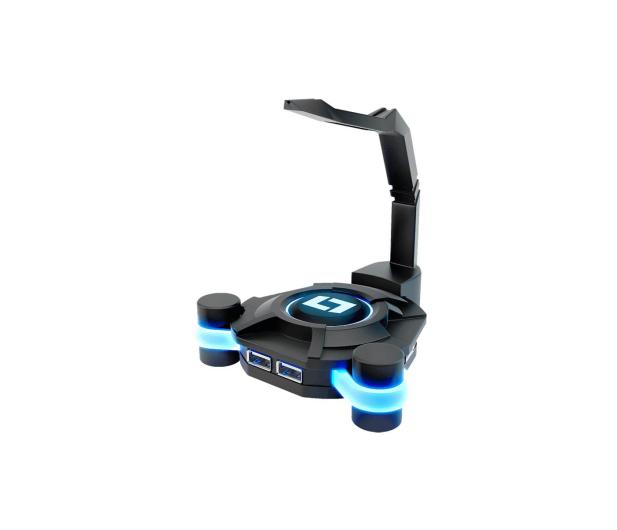 Lioncast Mouse Bungee MB10 (4x USB, Blue LED) - 421412 - zdjęcie 2