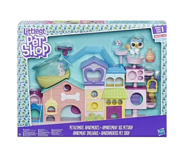 Littlest Pet Shop Apartament Zwierzaków - 418982 - zdjęcie 4