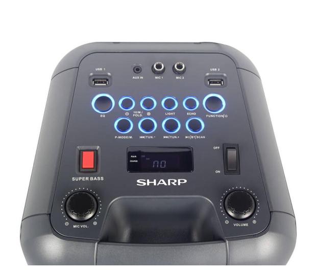 Sharp PS 920  - 423206 - zdjęcie 3