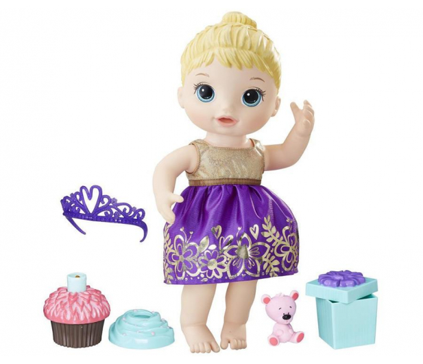 95971102a9 Baby Alive Urodzinowa lala - Lalki i akcesoria - Sklep internetowy ...