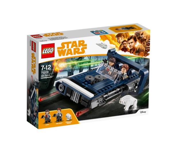 LEGO Star Wars Śmigacz Hana Solo - 424115 - zdjęcie