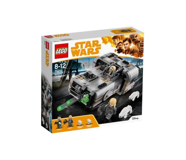 LEGO Star Wars Śmigacz Molocha - 424119 - zdjęcie