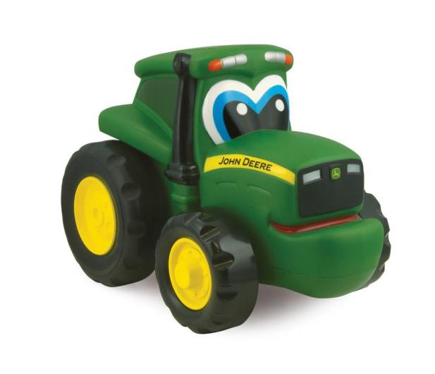 TOMY John Deere Traktor Naciśnij i Jedź - 420196 - zdjęcie