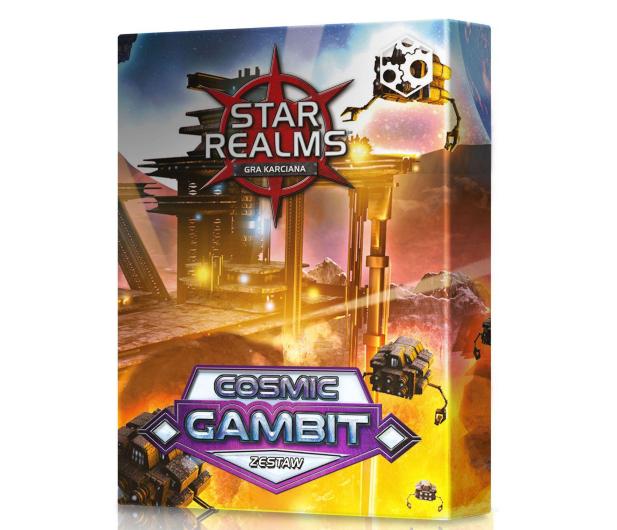 Games Factory Star Realms: Pakiet Gambit i Crisis - 423908 - zdjęcie 2