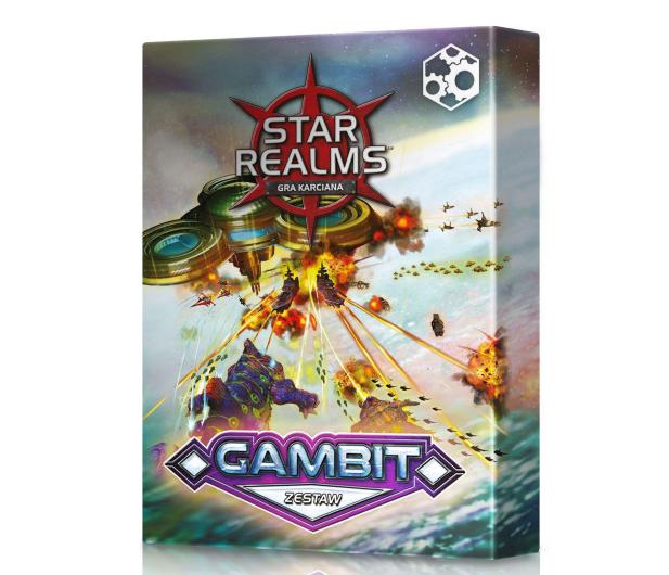 Games Factory Star Realms: Pakiet Gambit i Crisis - 423908 - zdjęcie 3