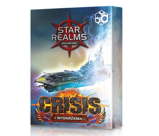 Games Factory Star Realms: Pakiet Gambit i Crisis - 423908 - zdjęcie 7