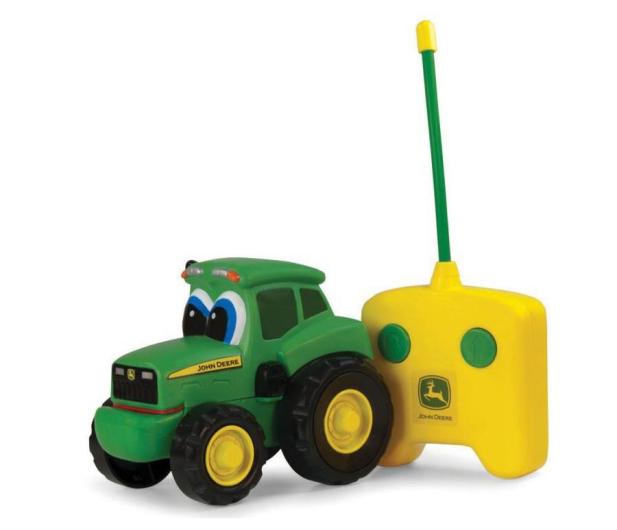 TOMY John Deere Traktor Baby na Radio - 420221 - zdjęcie