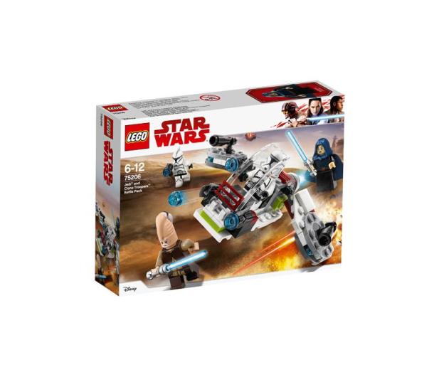 LEGO Star Wars Jedi i żołnierze armii klonów - 424112 - zdjęcie