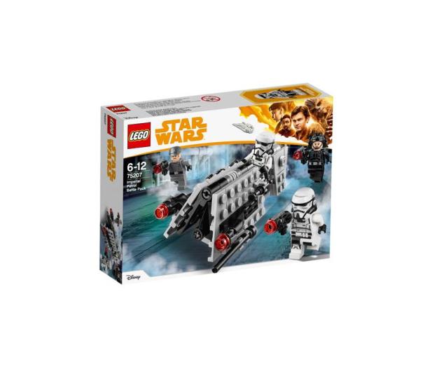 LEGO Star Wars Imperialny patrol - 424113 - zdjęcie