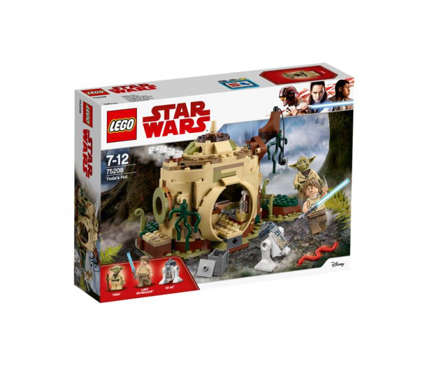 LEGO Star Wars Chatka Yody - 424114 - zdjęcie