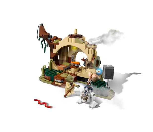 LEGO Star Wars Chatka Yody - 424114 - zdjęcie 3