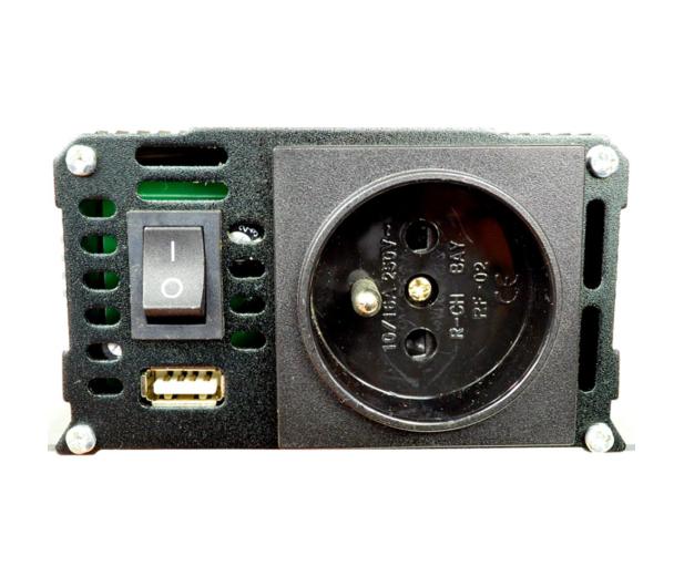 VOLT Przetwornica mikroprocesorowa 800VA / 400W 12V - 416517 - zdjęcie 2