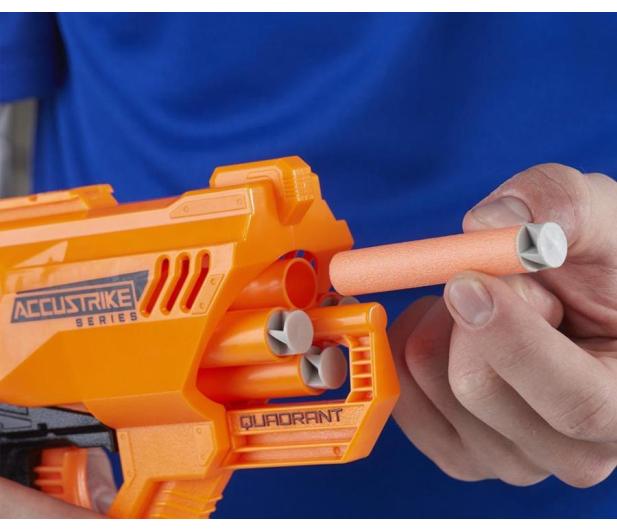 NERF N-Strike Elite Accustrike Quadrant - 421138 - zdjęcie 2