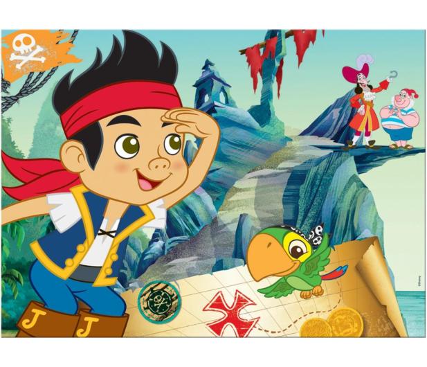 Lisciani Giochi Disney Dwustronne Maxi 108 el. Jake - 417981 - zdjęcie 2