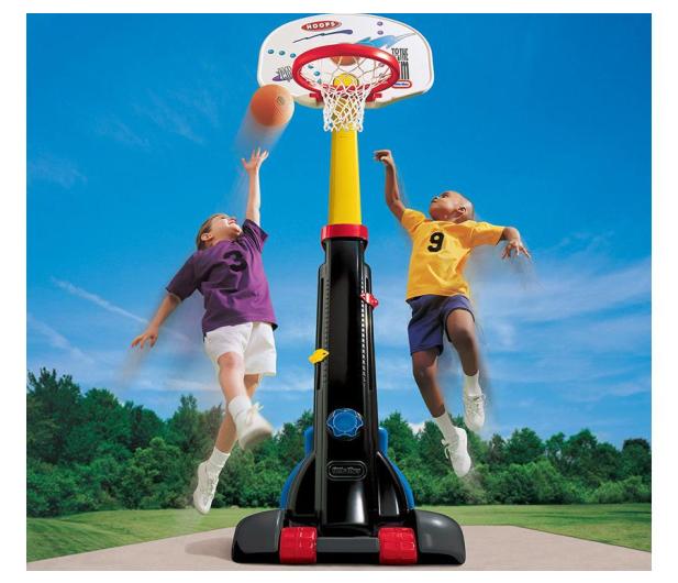 Little Tikes Koszykówka składana - 421873 - zdjęcie 3
