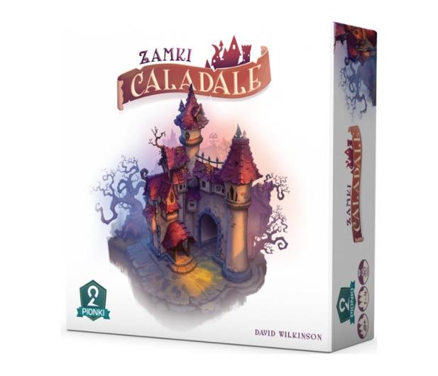 gra planszowa Zamki Caladale za 39zł