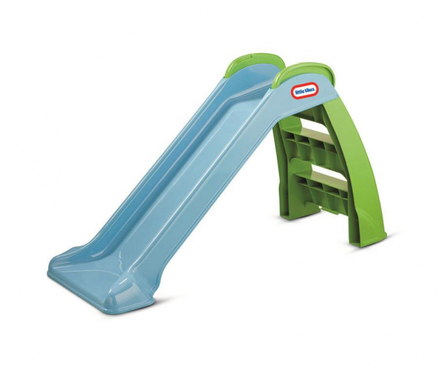 Little Tikes First Slide moja pierwsza zjeżdżalnia niebieska - 422008 - zdjęcie