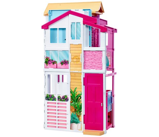 Barbie Miejski domek  - 424888 - zdjęcie 3