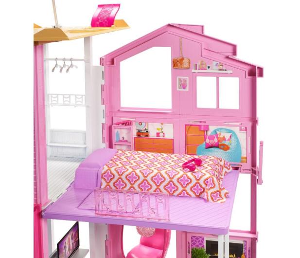 Barbie Miejski domek  - 424888 - zdjęcie 4