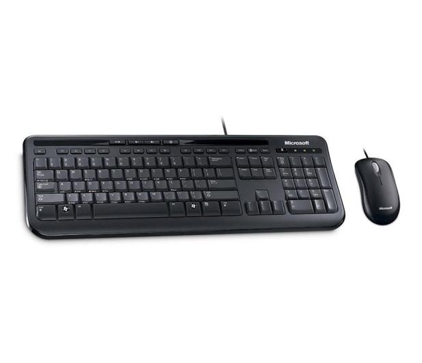 Microsoft Wired Desktop 600 - 40682 - zdjęcie