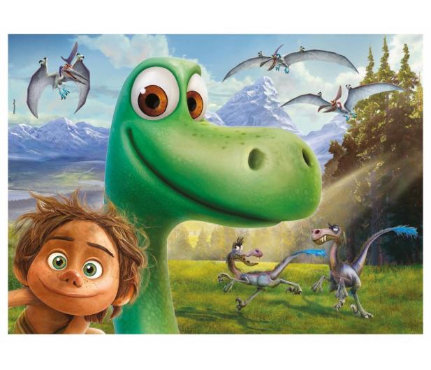 Lisciani Giochi Disney Dwustronne Maxi 35 el. Dobry Dinozaur - 418537 - zdjęcie 2