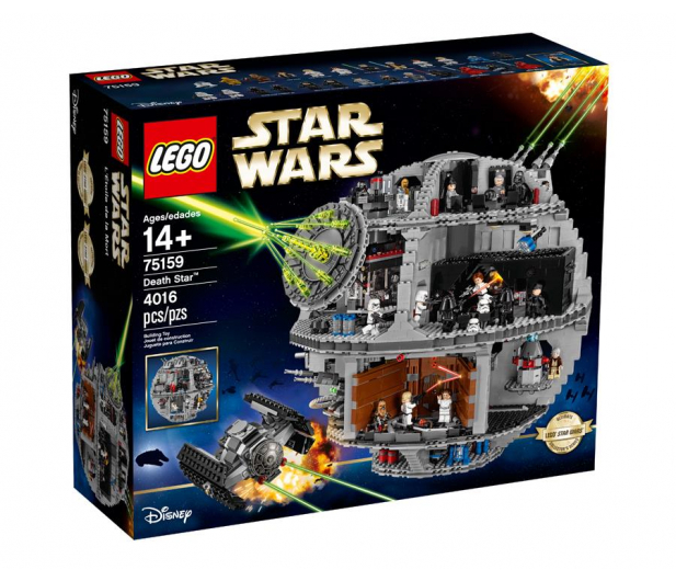 LEGO Star Wars Gwiazda Śmierci - 415973 - zdjęcie