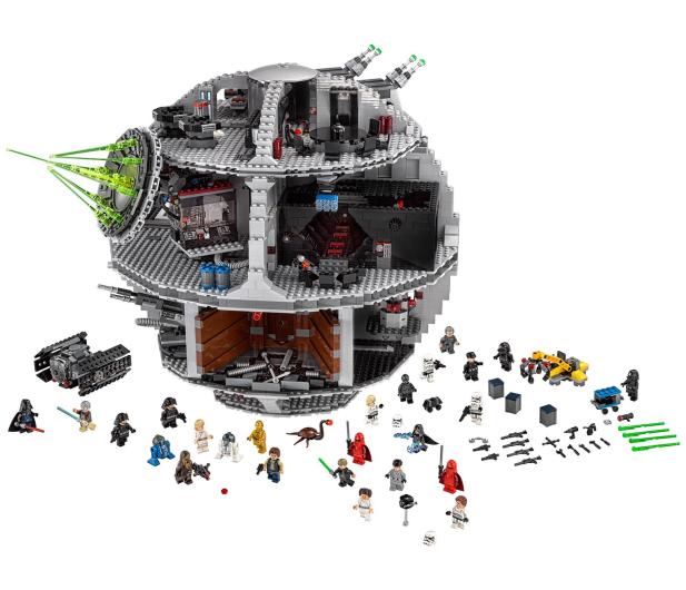 LEGO Star Wars Gwiazda Śmierci - 415973 - zdjęcie 3