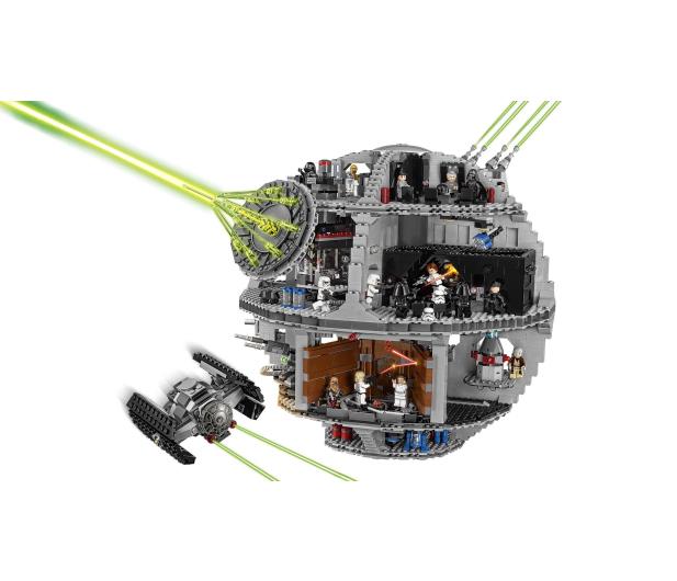 LEGO Star Wars Gwiazda Śmierci - 415973 - zdjęcie 4