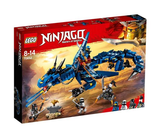 LEGO NINJAGO Zwiastun Burzy - 426639 - zdjęcie