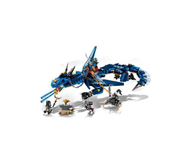 LEGO NINJAGO Zwiastun Burzy - 426639 - zdjęcie 3