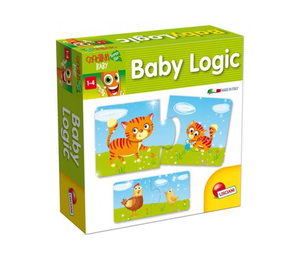 Lisciani Giochi Carotina Baby Logic - 419689 - zdjęcie