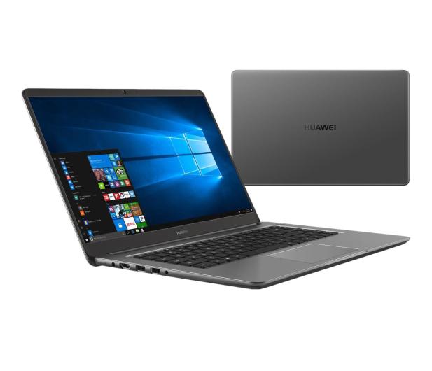 """Huawei MateBook D 15.6"""" i3-8130U/8GB/256SSD/Win10 FHD - 474603 - zdjęcie"""