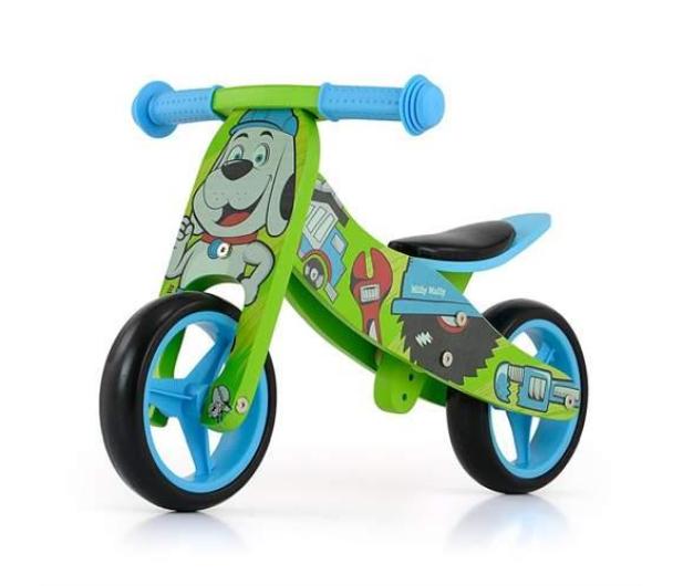 MILLY MALLY Rowerek biegowy Jake Bob - 426457 - zdjęcie 2