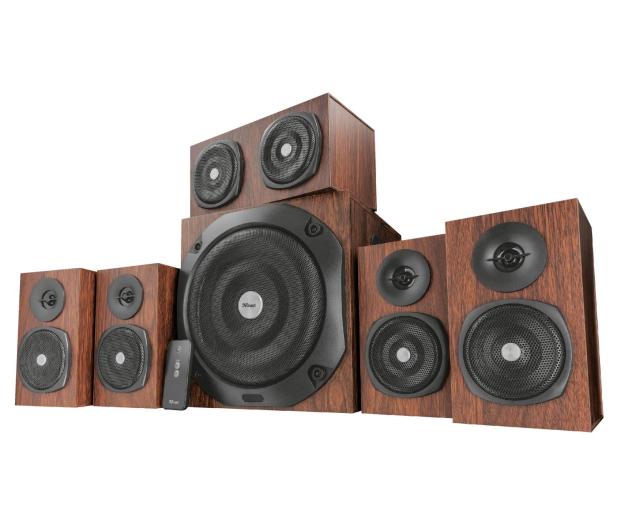 Trust 5.1 Vigor Surround Speaker System  - 426390 - zdjęcie