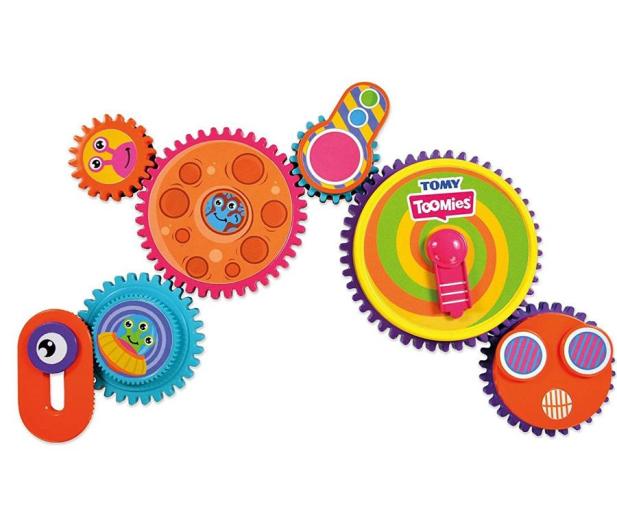 TOMY Toomies magnetyczne zębatki 72759 - 424401 - zdjęcie