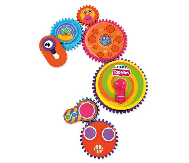 TOMY Toomies magnetyczne zębatki 72759 - 424401 - zdjęcie 2
