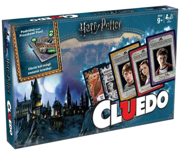 Winning Moves Cluedo Harry Potter - 417725 - zdjęcie