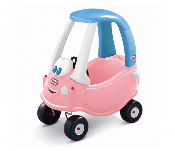 Little Tikes Cozy Coupe Księżniczki - 416719 - zdjęcie