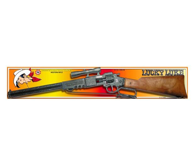 Sohni-Wicke Lucky Luke rewolwer Arizona,8 strzałów - 416664 - zdjęcie