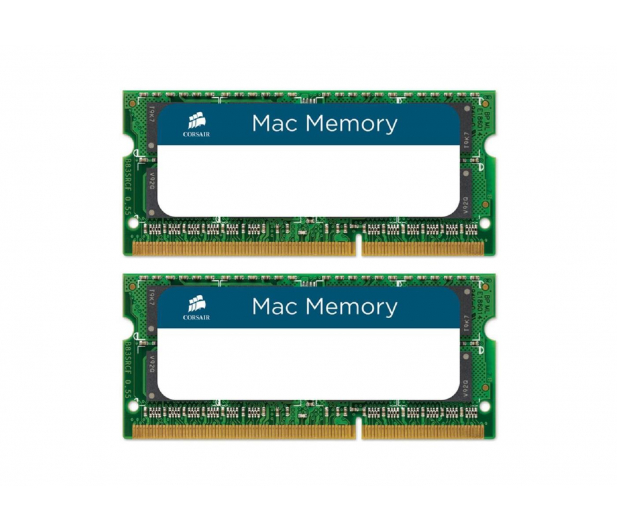 Corsair 16GB (2x8GB) 1600MHz CL11  Mac Memory  - 420797 - zdjęcie