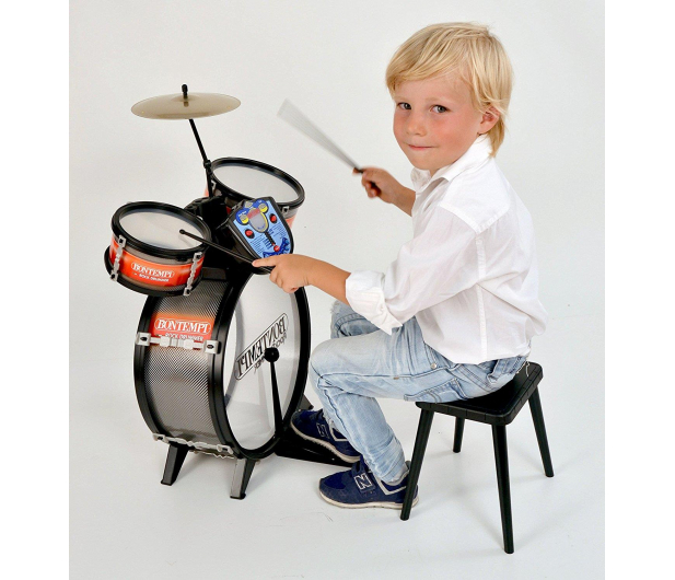 Bontempi STAR Perkusja 4 el. z elektronicznym pulpitem - 415423 - zdjęcie 3