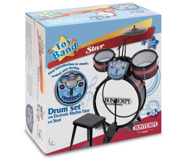 Bontempi STAR Perkusja 4 el. z elektronicznym pulpitem - 415423 - zdjęcie 6