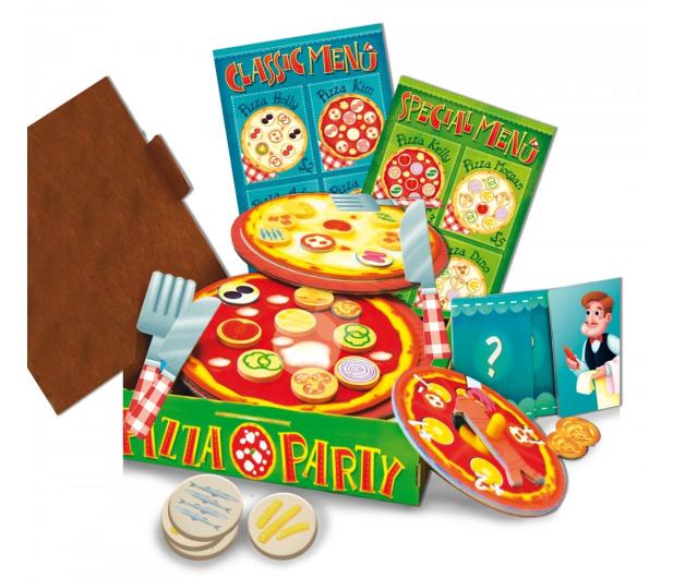Lisciani Giochi Ludattica Pizza Party - 418023 - zdjęcie 2