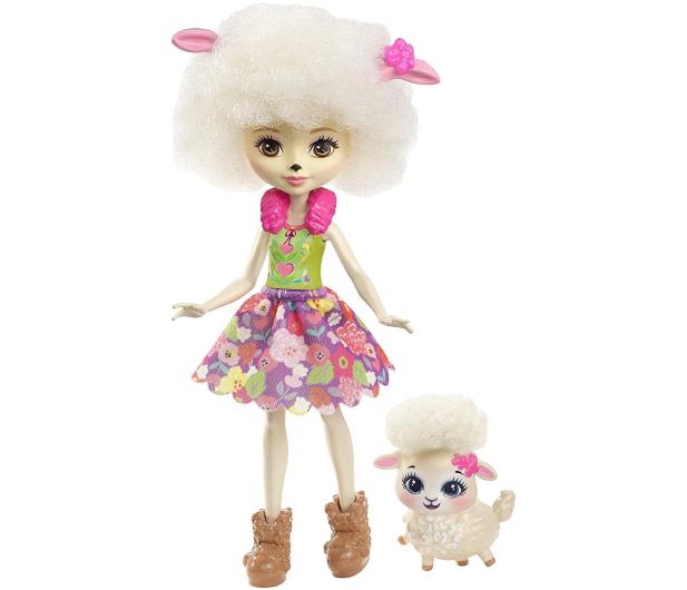 Mattel Enchantimals Trzypak Lalki ze Zwierzątkami - 421667 - zdjęcie 2
