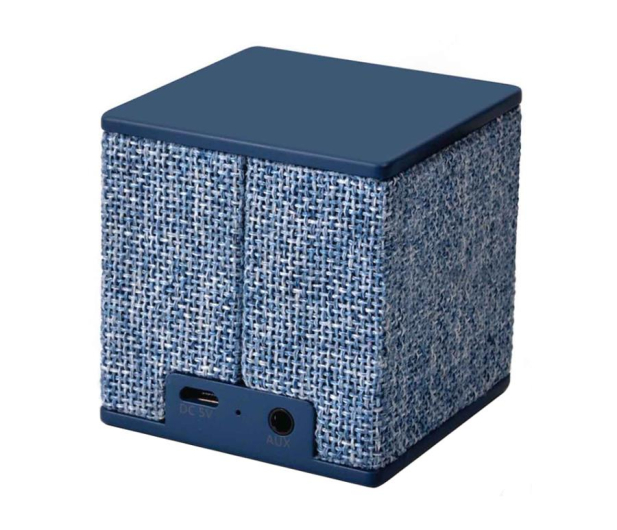 Fresh N Rebel Rockbox Cube Fabriq Edition Indigo - 420974 - zdjęcie 2
